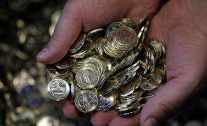 OE2020: Pagamentos em atraso diminuem 271 milhões de euros em agosto