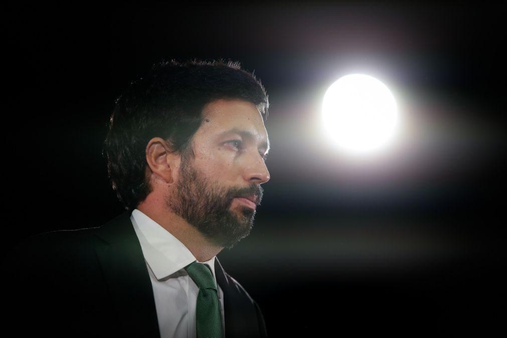 Presidenciais: João Ferreira acusa Marcelo de não ter defendido direito constitucional à habitação