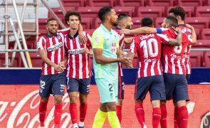 Félix marca e assiste na goleada do Atlético de Madrid, Suárez 'bisa' na estreia