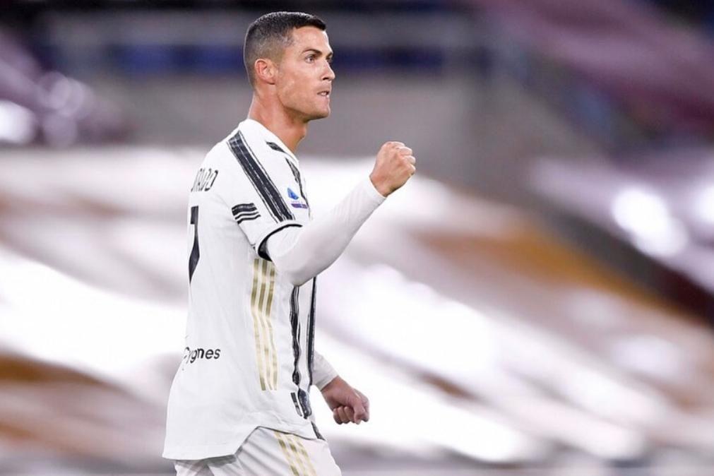 Juventus de Cristiano Ronaldo arrasa Roma de Paulo Fonseca [veja o golo de CR7]