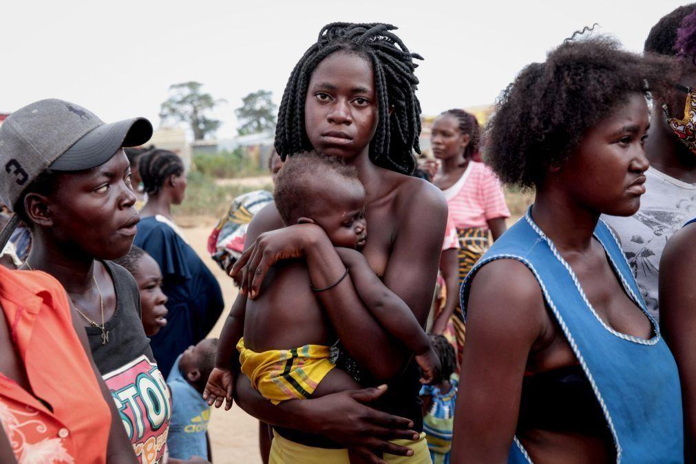 Desnutrição matou 144 crianças angolanas no Bié