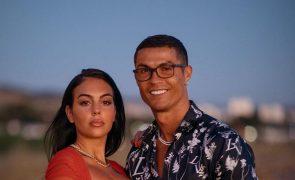 Cristiano Ronaldo surpreende Georgina Rodríguez no dia de aniversário