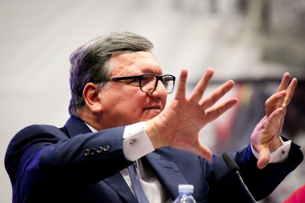 Durão Barroso diz que missão da GAVI mantém-se a par da luta contra a covid