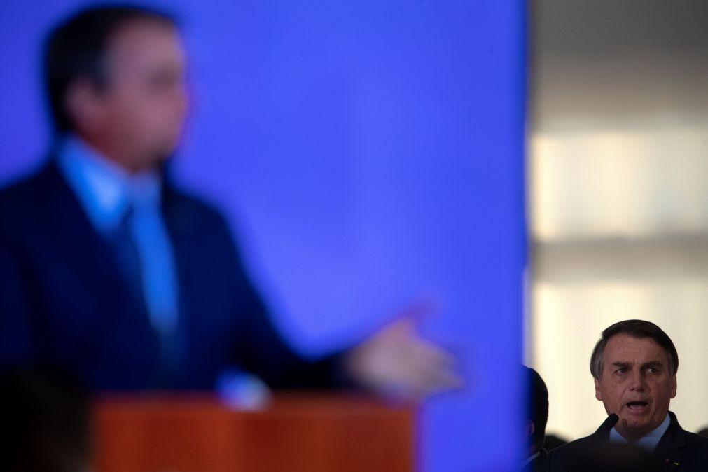 Bolsonaro repudia declarações de Joe Biden sobre destruição de florestas tropicais no Brasil
