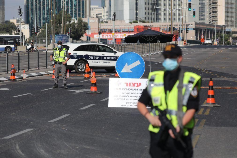 Covid-19: Israel regista novo recorde com quase 9.000 casos em 24 horas