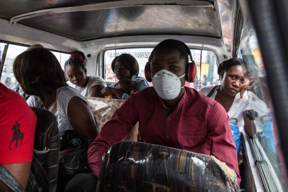 Covid-19: Guiné Equatorial regista 15 novos casos e eleva total para 5.045