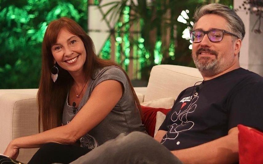 Nuno Markl E Ana Galvão Falam do divórcio e da relação que têm atualmente: «Temos mesmo uma relação muito bonita»