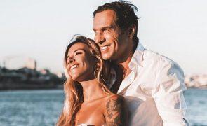 José Carlos Pereira descuida-se e acaba por revelar sexo e nome do bebé
