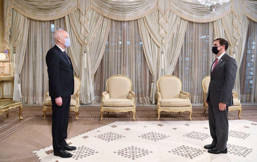 Estados Unidos e Marrocos assinam acordo militar para os próximos dez anos