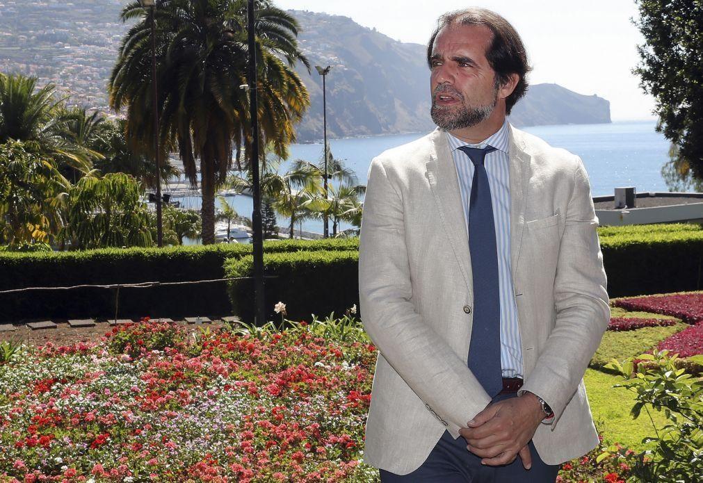Miguel Albuquerque é o único candidato à presidência do PSD/Madeira
