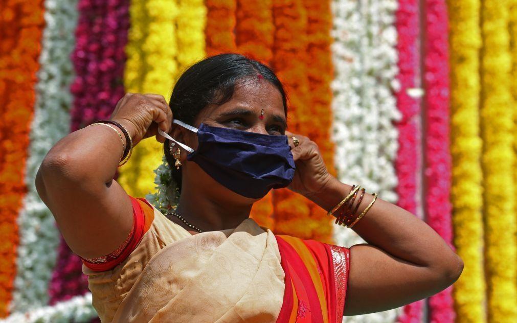 Covid-19: Índia ultrapassa os 100.000 mortos