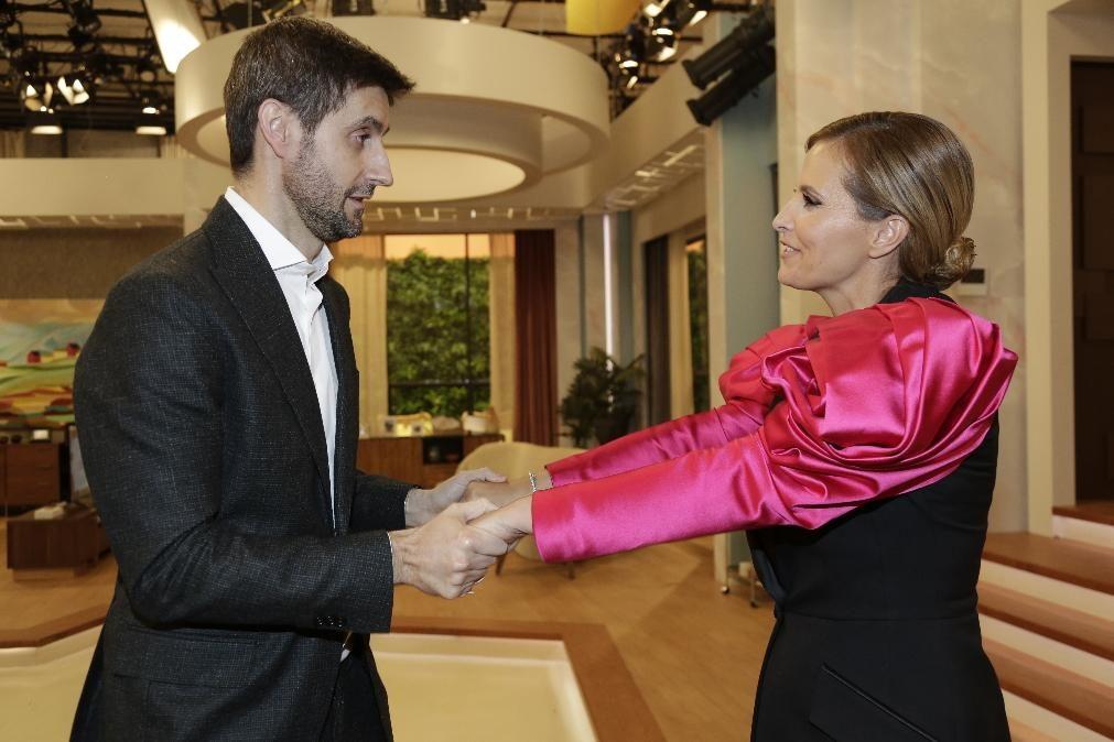 Divulgada troca de e-mails entre Cristina Ferreira e Daniel Oliveira