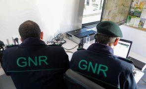 GNR acaba com festa ilegal de 80 pessoas no Algarve