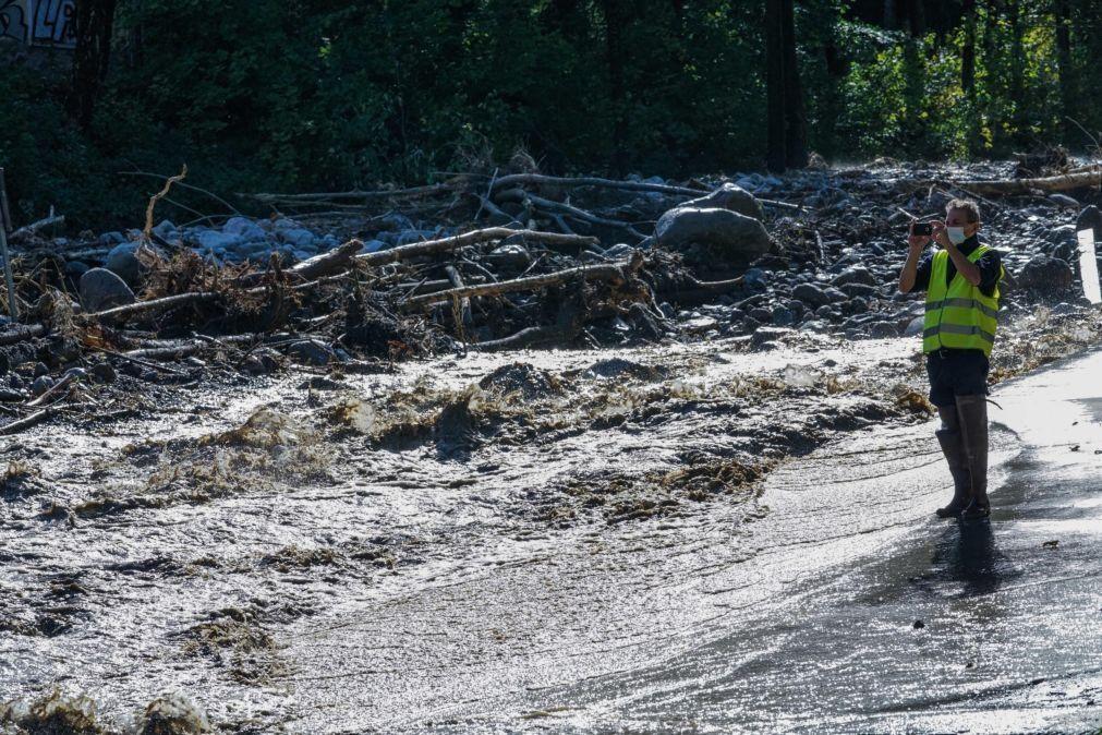 Regiões italianas pedem que Governo declare estado de emergência devido às inundações