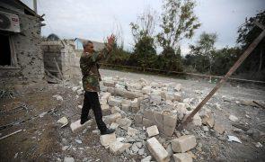 Nagorno-Kabarakh: CICV condena ataques a população civil