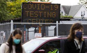 Nova Iorque quer confinar nove bairros para travar aumento de casos de covid-19
