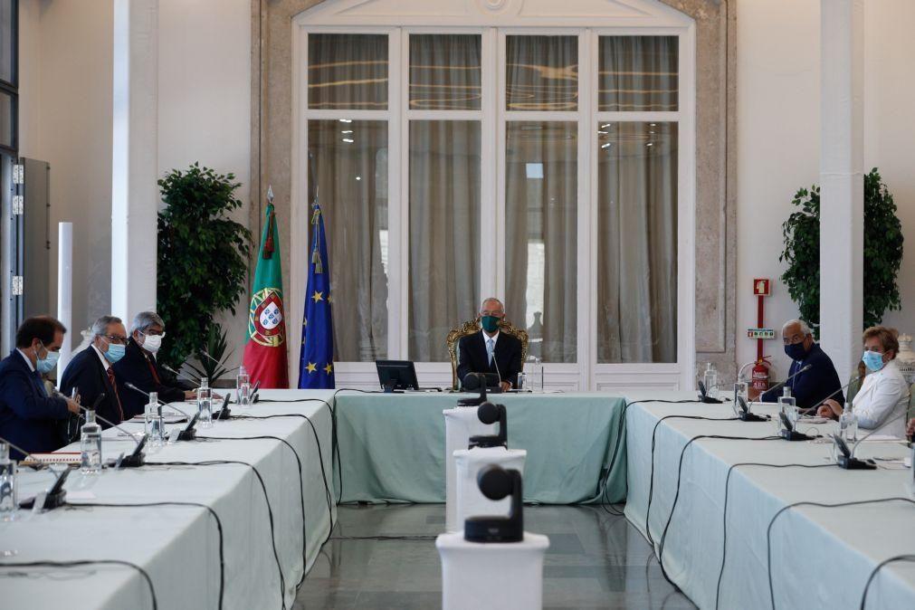 Covid-19: Conselheiros de Estado testados entre hoje e segunda-feira, PR já testou negativo