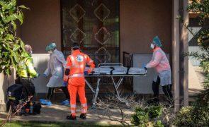 Covid-19: Recorde diário de 20 mortes pelo vírus na Hungria