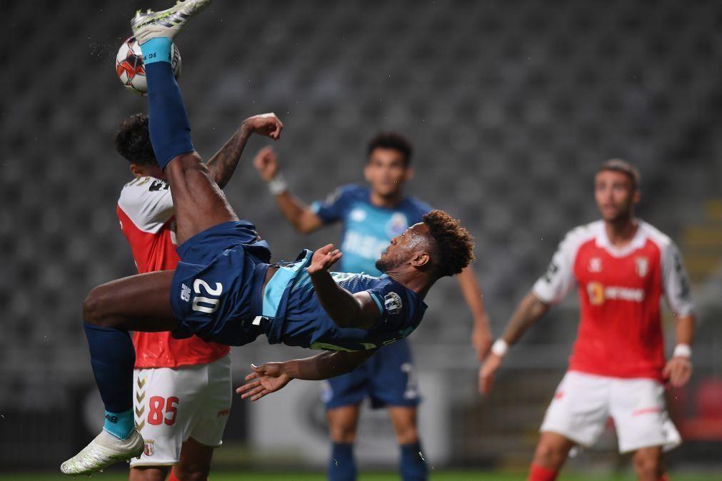 Lokomotiv Moscovo oficializa contratação de Zé Luís ao FC Porto