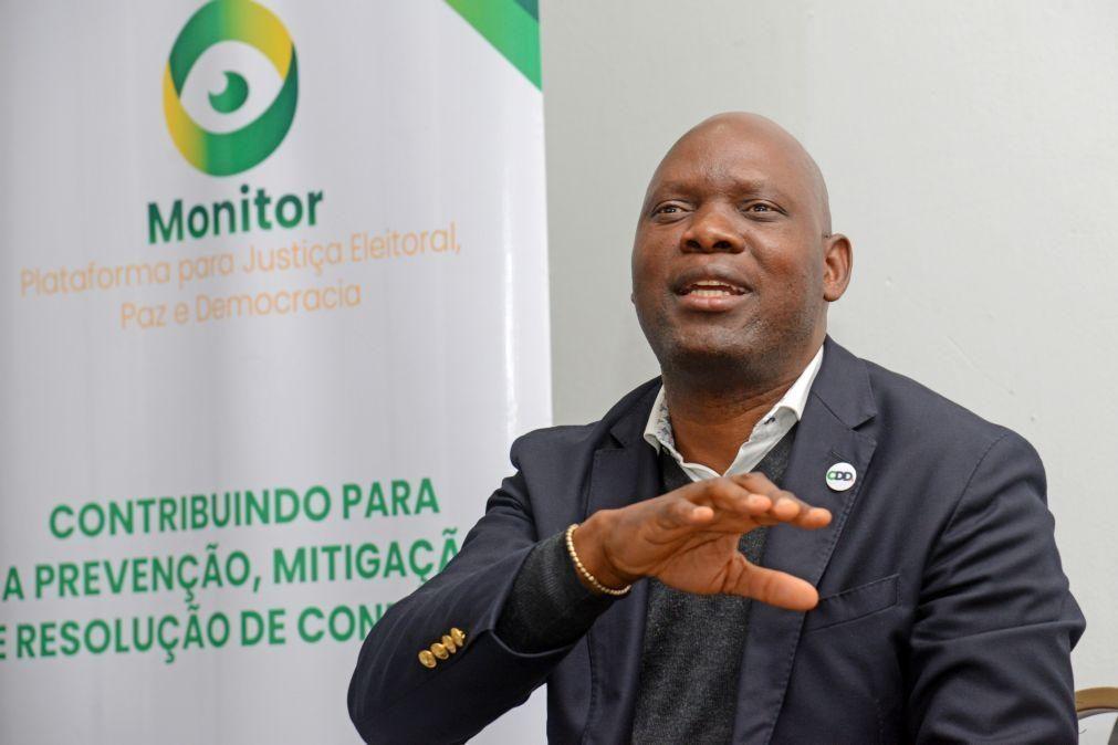 Organizações moçambicanas criam rede que é