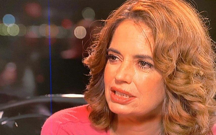 Bárbara Guimarães sobre o divórcio de Carrilho: «É tudo tão tenebroso»