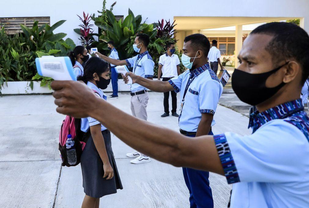 Covid-19: Timor-Leste volta a estar sem casos ativos da doença