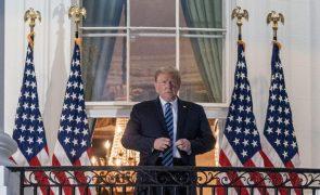 Tribunal de Nova Iorque ordena a Trump a entrega de declarações fiscais