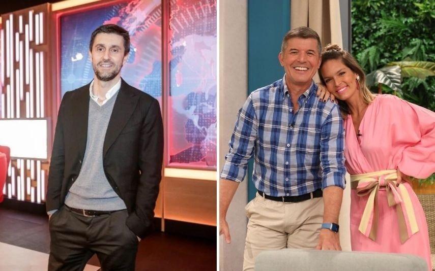 Daniel Oliveira o elogio especial a João Baião e Diana Chaves… com 'boca' a Cristina Ferreira