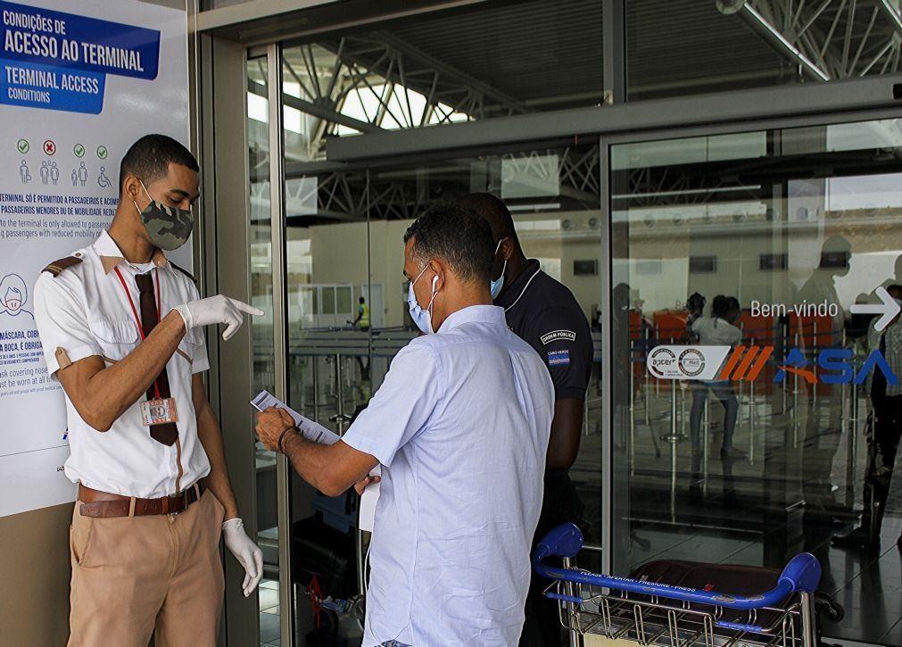 Covid-19: Cabo Verde isenta do pagamento de teste grupos de viajantes para o exterior