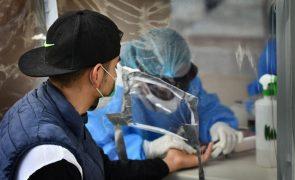 Covid-19: México regista 378 mortos e 4.580 casos nas últimas 24 horas