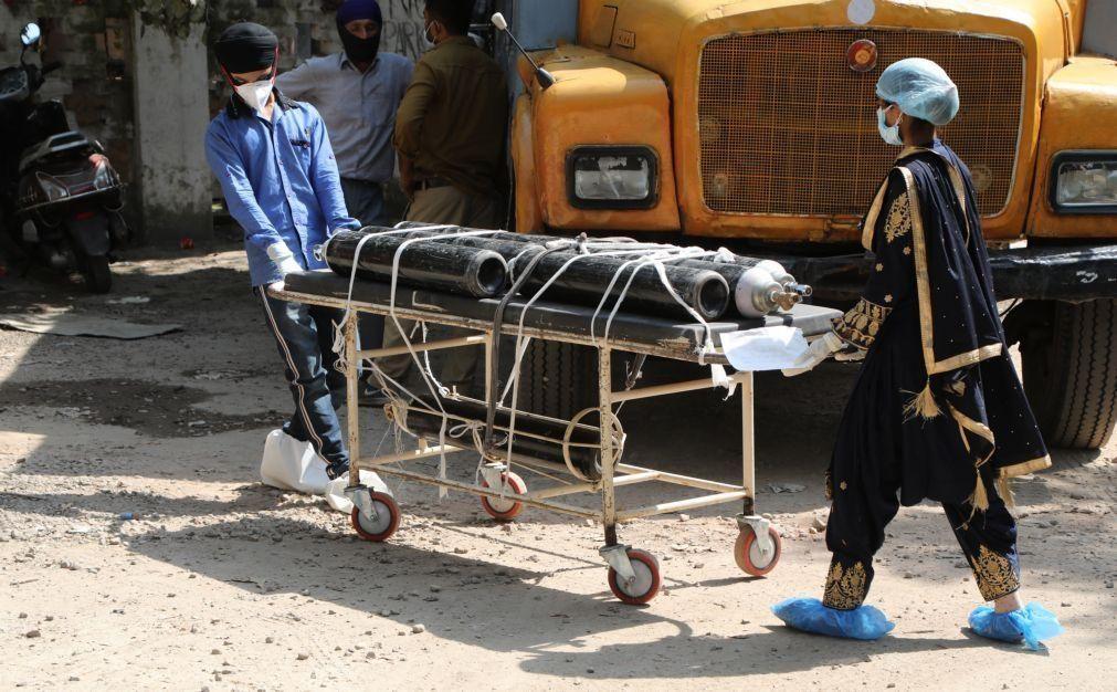 Covid-19: Índia registou 971 mortos e mais de 78 mil casos nas últimas 24 horas