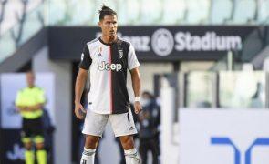 Cristiano Ronaldo quebra isolamento da Juventus e arrisca-se a pagar multa