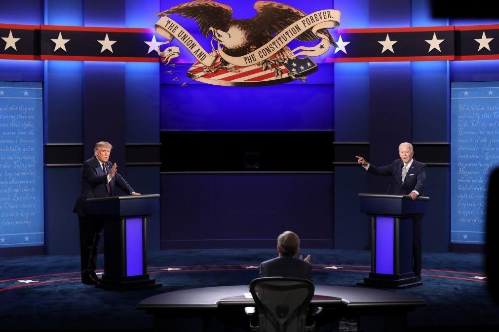 Segundo debate presidencial nos EUA vai decorrer de forma virtual