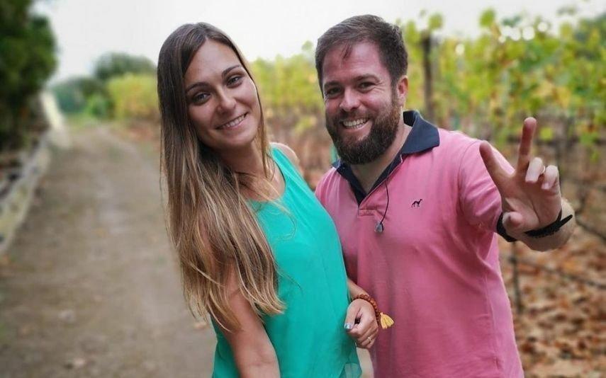 Casados à Primeira Vista. Bruno e Tatiana casaram pela segunda vez