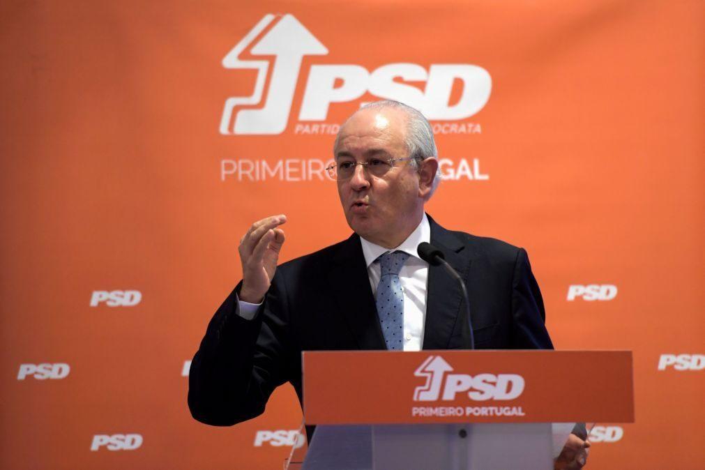 Rio queria continuidade de Caldeira no TdC mas tem opinião positiva de José Tavares