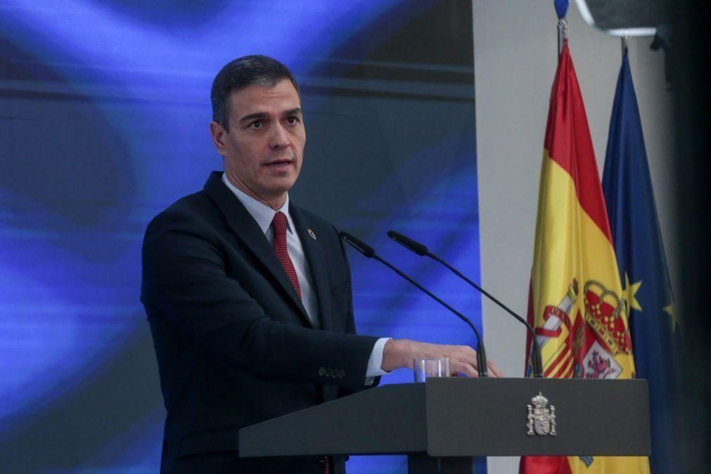 Covid-19. Pedro Sánchez quer voltar a avaliar medidas contra a pandemia em Madrid