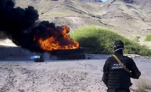 PJ de Cabo Verde detém 10 suspeitos de roubo e tráfico de drogas em São Vicente