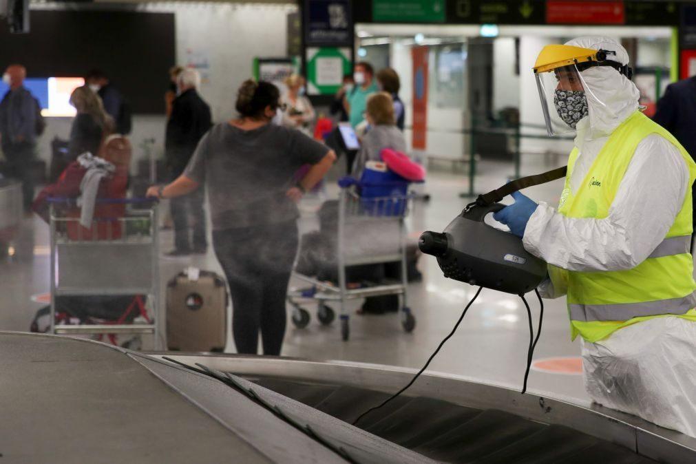 Centro do SEF no aeroporto de Lisboa reabriu após alterações significativas de funcionamento