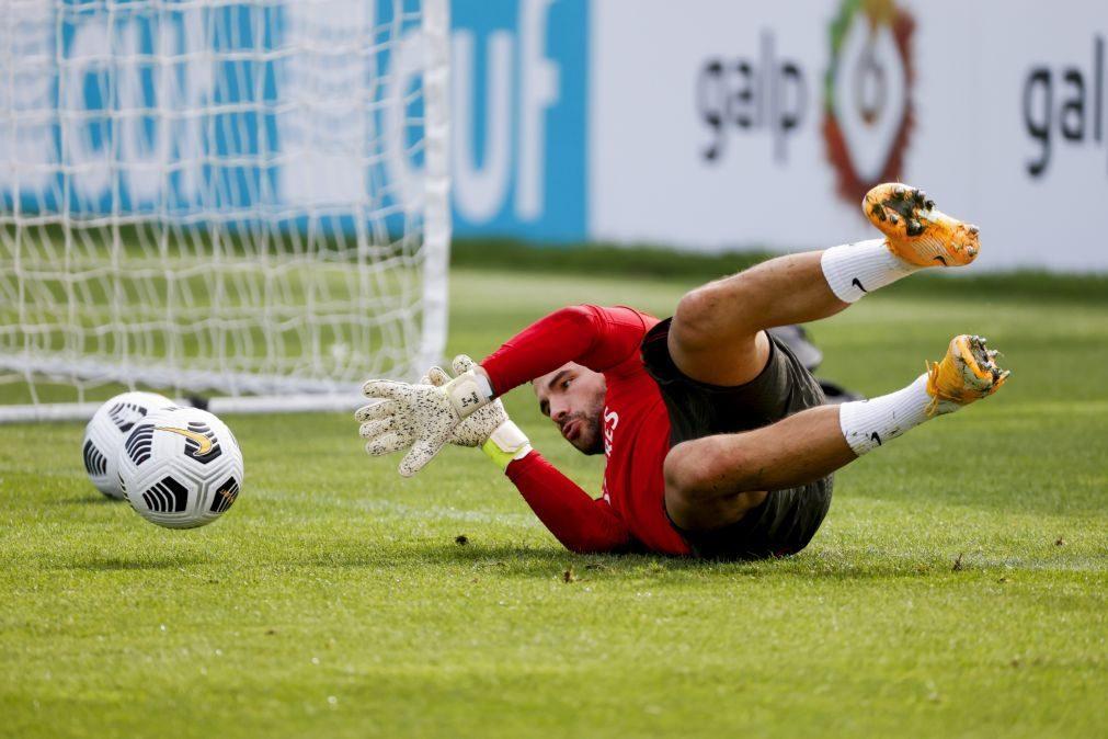 Anthony Lopes dispensado da seleção portuguesa após testar positivo à covid-19
