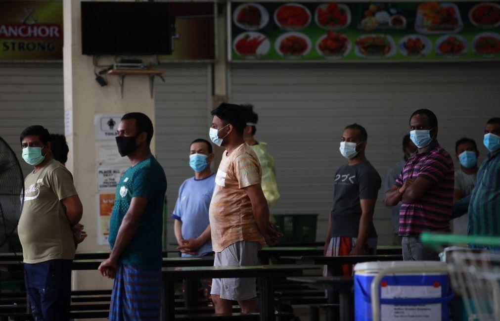 Covid-19: Quase três milhões de migrantes retidos devido à pandemia