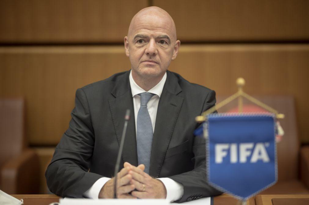 FIFA felicita novo presidente da federação da Guiné-Bissau
