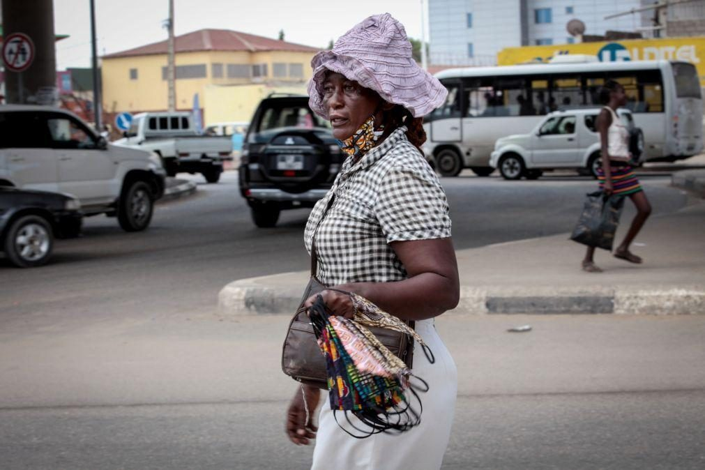 Covid-19: Angola regista 73 novos casos e quatro mortes pelo novo coronavírus