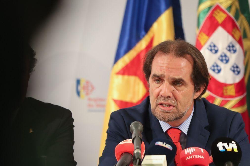 Covid-19: Governo da Madeira avança para emprestimo de 458 ME sem aval do Estado