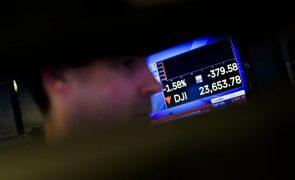 Wall Street encerra melhor semana desde agosto em terreno positivo