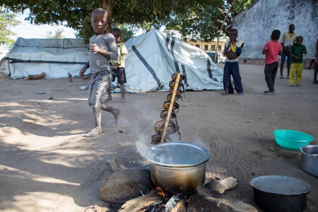 Ataques no centro de Moçambique provocam 7.780 deslocados
