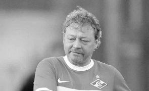Morreu Vasiliy Kulkov, ex-jogador do Benfica e do FC Porto