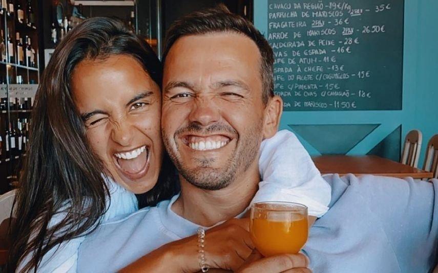Filho de Pedro Teixeira e Sara Matos já tem nome escolhido