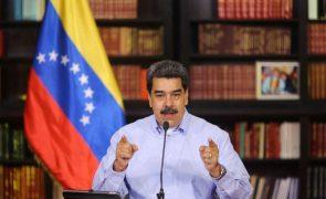 Maduro acusa Colômbia de estar a treinar mercenários para sabotar eleições na Venezuela