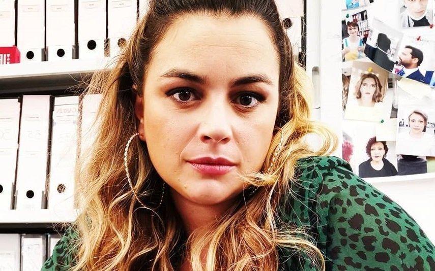 Ana Guiomar Cansada dos rumores de gravidez, atriz responde à letra