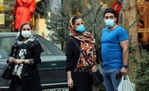 Covid-19: Irão regista maior número diário de mortes